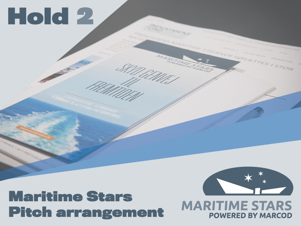 Maritime Stars - Pitch arrangement