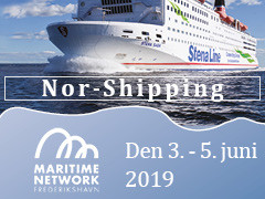 Studietur Nor-Shipping 2019