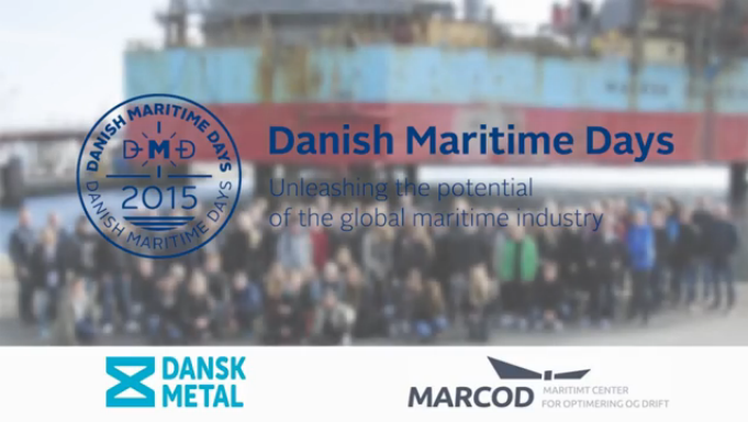 Danish Maritime Days 2015 – Workforce of the future